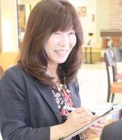 美容室エヴァー更埴店 コンシェルジュ吉原佳代子